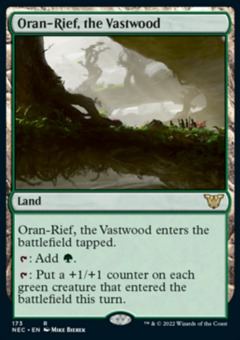 Oran-Rief, the Vastwood